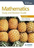 Beleznay, Ferenc - Mathematics for the Ib Diploma Study and Revision Guide - 9781471868481 - V9781471868481