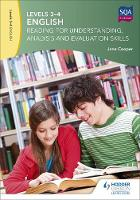 Cooper, Jane - Levels 3-4 English: Reading for Understanding, Analysis and Evaluation Skills - 9781471868603 - V9781471868603