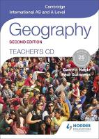 Guinness, Paul, Nagle, Garrett - Cambridge International as and A Level Geography - 9781471873799 - V9781471873799