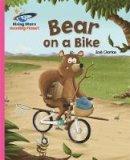Clarke, Zoe - Reading Planet - Bear on a Bike - Pink B: Galaxy (Rising Stars Reading Planet) - 9781471879357 - V9781471879357