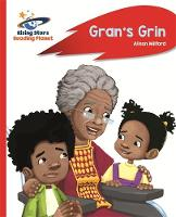 Milford, Alison - Reading Planet - Gran's Grin - Red A: Rocket Phonics (Rising Stars Reading Planet) - 9781471879968 - V9781471879968