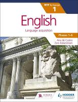Castro, Ana de, Kaiserimam, Zara - English for the IB MYP 1 - 9781471880551 - V9781471880551
