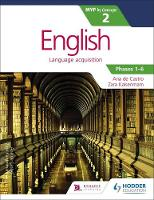 Kaiserimam, Zara, Castro, Ana de - English for the IB MYP 2 - 9781471880612 - V9781471880612