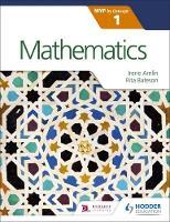Amlin, Irina, Bateson, Rita - Mathematics for the IB MYP 1 - 9781471880919 - V9781471880919