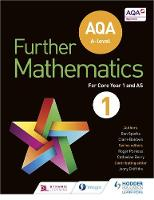 Sparks, Ben, Baldwin, Claire - AQA A Level Further Mathematics Core Year 1 (AS) - 9781471883316 - V9781471883316