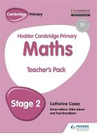 Fernandes, Sarah-Anne - Hodder Cambridge Primary Mathematics Teacher's Resource Pack 2: Teacher's resource pack 2 - 9781471884467 - V9781471884467