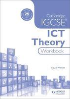 Watson, David - Cambridge Igcse ICT Theory Workbook - 9781471890369 - V9781471890369