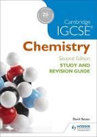 Besser, David - Cambridge IGCSE Chemistry Study and Revision Guide - 9781471894602 - V9781471894602