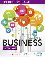 Marcouse, Ian - Edexcel GCSE (9-1) Business - 9781471899355 - V9781471899355