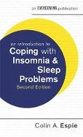 Espie, Colin A. - An Introduction to Coping with Insomnia and Sleep Problems - 9781472138545 - V9781472138545