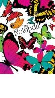 NA - My Notepad - Butterflies - 9781472302298 - 9781472302298