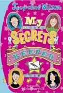 Jacqueline Wilson - Jacqueline Wilson My Secrets Keeper (Jacqueline Wilson Journal) - 9781472348999 - KIN0021890
