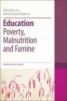 Lorraine Pe Symaco - Education, Poverty, Malnutrition and Famine - 9781472509109 - V9781472509109