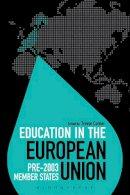 CORNER TREVOR - EWA EDUCATION EUROPEAN UNION VOL 1 - 9781472528155 - V9781472528155