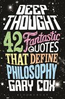 COX GARY - 42 FANTASTIC PHILOSOPHY QUOTES - 9781472567260 - V9781472567260