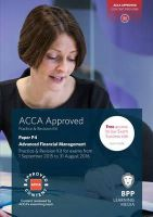 BPP Learning Media - ACCA P4 Advanced Financial Management: Practice and Revision Kit - 9781472726957 - V9781472726957