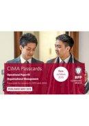 BPP Learning Media - CIMA E1 Organisational Management: Passcards - 9781472734303 - V9781472734303