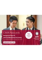 BPP Learning Media - CIMA P2 Advanced Management Accounting: Passcards - 9781472734372 - V9781472734372