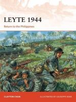 Chun, Clayton - Leyte 1944: Return to the Philippines (Campaign) - 9781472806901 - V9781472806901