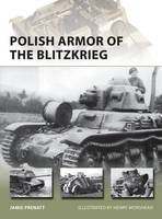 Prenatt, Jamie - Polish Armor of the Blitzkrieg (New Vanguard) - 9781472808240 - V9781472808240