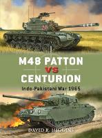 Higgins, David R. - M48 Patton vs Centurion - 9781472810922 - V9781472810922