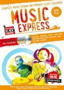 MACGREGOR HELEN - MUSIC EXPRESS BOOK 1 NEW EDITION - 9781472900173 - V9781472900173