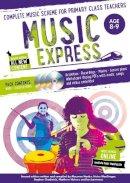 MACGREGOR HELEN - MUSIC EXPRESS BOOK 4 - 9781472900203 - V9781472900203
