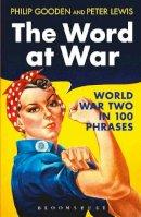GOODEN PHILIP - WORD AT WAR - 9781472904898 - V9781472904898