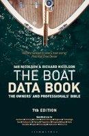 NICOLSON IAN - BOAT DATA BOOK 7TH EDITION - 9781472907974 - V9781472907974