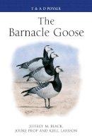 Black, Jeffrey M., Prop, Jouke, Larsson, Kjell - The Barnacle Goose - 9781472911575 - V9781472911575