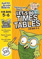Brodie, Andrew - Let's Do Times Tables 5-6 - 9781472916624 - V9781472916624