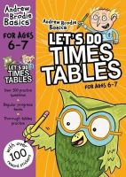 Brodie, Andrew - Let's Do Times Tables 6-7 - 9781472916631 - V9781472916631