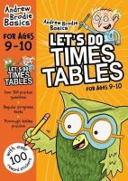 Brodie, Andrew - Let's Do Times Tables 9-10 - 9781472916662 - V9781472916662