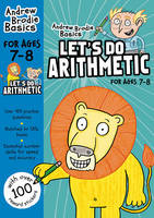 BRODIE ANDREW - ARITHMETIC TESTS 7 8 - 9781472923684 - V9781472923684