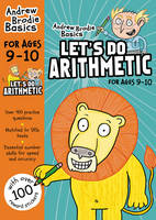 BRODIE ANDREW - ARITHMETIC TESTS 9 10 - 9781472923721 - V9781472923721
