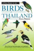 Craig Robson - Field Guide to the Birds of Thailand - 9781472935823 - V9781472935823