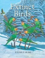 Hume, Julian P. - Extinct Birds - 9781472937445 - V9781472937445