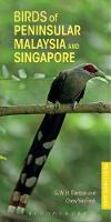 Davison, G. W. H. - Birds of Peninsular Malaysia and Singapore (Pocket Photo Guides) - 9781472938237 - V9781472938237