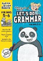 Brodie, Andrew - Let's Do Grammar 5-6: 5-6 - 9781472940605 - V9781472940605