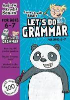 Brodie, Andrew - Let's Do Grammar 6 -7: 6-7 - 9781472940643 - V9781472940643