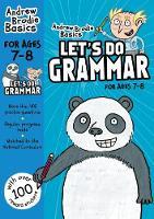 Brodie, Andrew - Let's Do Grammar 7 - 8: 7-8 - 9781472940667 - V9781472940667