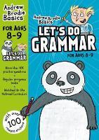 Brodie, Andrew - Let's Do Grammar 8 - 9: 8-9 - 9781472940674 - V9781472940674