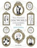 Kidby, Paul - Terry Pratchett's Discworld Colouring Book: Artist's Edition (Artist Edition) - 9781473221048 - V9781473221048