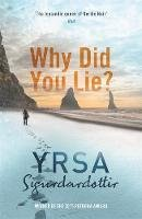 - Why Did You Lie? - 9781473605039 - KSG0019851