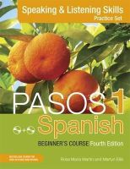 Ellis, Martyn, Martin, Rosa Maria - Pasos 1: Spanish Beginner's Course: Speaking and Listening Skills Practice Set - 9781473610774 - V9781473610774