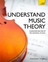 Richer, Margaret - Understand Music Theory - 9781473614871 - V9781473614871