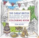 Hovey, Tom - Great British Bake Off Colouring Book - 9781473615625 - V9781473615625