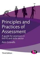 Gravells, Ann - Principles and Practices of Assessment - 9781473939387 - V9781473939387
