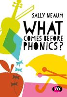 Neaum, Sally - What comes before phonics? - 9781473968493 - V9781473968493