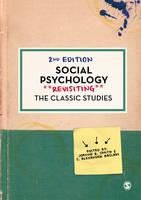 - Social Psychology: Revisiting the Classic Studies - 9781473978652 - V9781473978652
